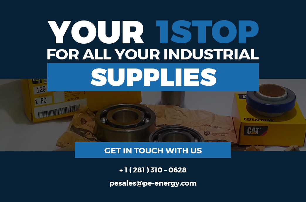 Your One Stop Industrial Supplies Shop