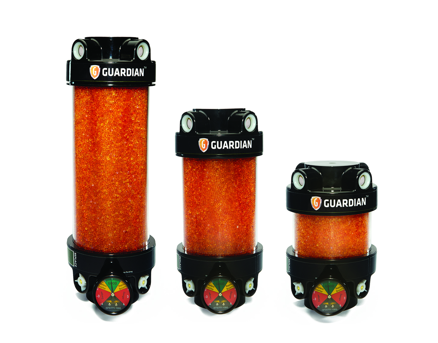 Guardian Series Desiccant Breathers