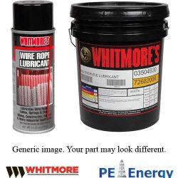 WMC GF Series 365-680 GEAROIL Drum Enclosed Gear Oils Part Number: MGF365.68012